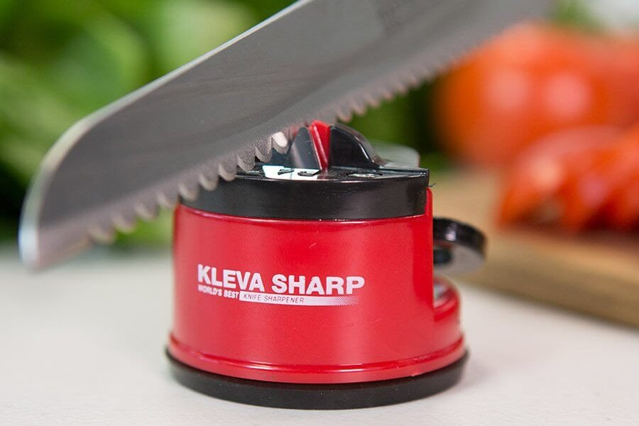 All Knives Style - Kleva Sharp Original - The World's Best Knife Sharpener!