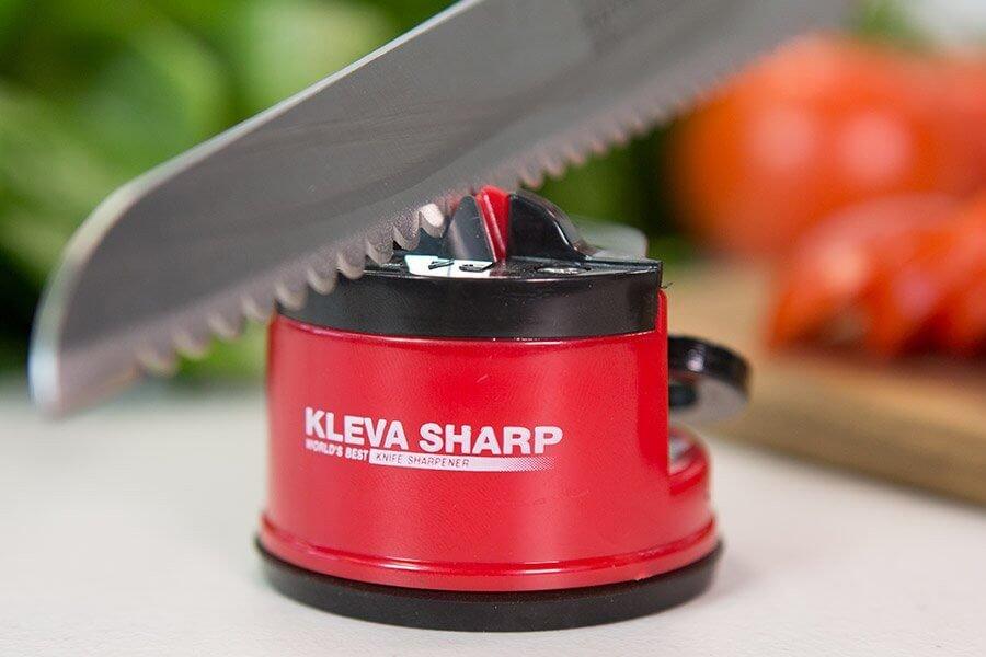 All Knives Style - Kleva Sharp Original - The World's Best Knife Sharpener!