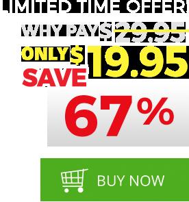Limited Time Offer - Buy Kleva Sharp Original For Only $19.95